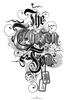 The Chosen Few on the Behance Network