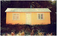 casa naranja | Flickr: Intercambio de fotos #forest #architecture #house #landscape