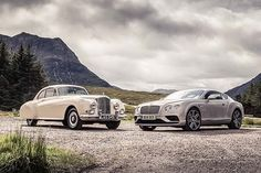 #Bentley R-type Continental: The Evolution of an Icon.