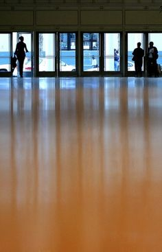 One Door Opens | Flickr - Photo Sharing! #san #floor #doors #reflection #francisco