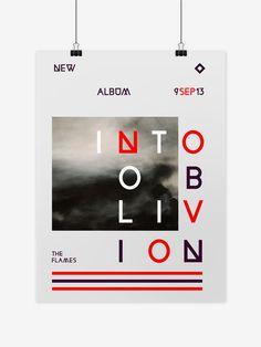 Gravitar Display - grab . the . eye . | design & visual communication #font #display #gravitar #poster #typography