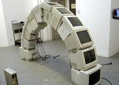 FFFFOUND! | h/e #computer #fun #monitor