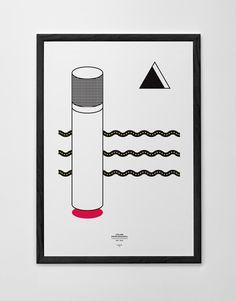 Color Propaganda Poster   Marco Oggian