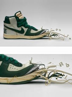 Icon-Shoes - 3d Graphics - Creattica