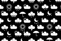 Nike Dunk #weather #icons