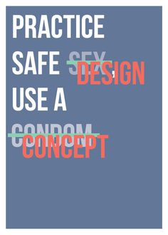 Graphic Design Pun Cards on Behance #design #poster #quotes