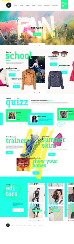 03.jpg #bright #colourful #young #font #website #drawn #fashion #hand