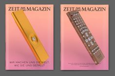 Zeit Magazin by Tom Darracott #tom #design #graphic #darracott