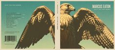 New Project: Marcus Eaton Album Artwork | WANKEN - The Art & Design blog of Shelby White #record #album #marcus #eaton