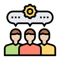 See more icon inspiration related to team, group, partnership, organization, person, collaboration, employee, network, working, sharing, networking and people on Flaticon.