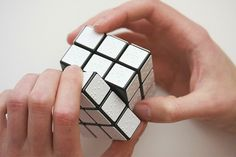 Rubiks Cube « konstantindatz.de #design #simple #product #braille #mimimal