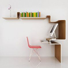 25 FOLDING FURNITURE DESIGNS FOR SAVING SPACE