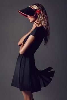 Michaela Kocianova for Top Fashion Magazine #sexy #model #girl #photography #fashion