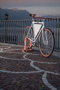 Revolton Bikes Set Sail on the Streets #bicycles #design #italy