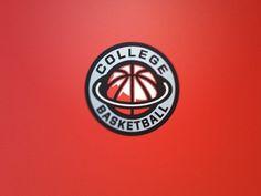 Logo Design: Basketballs | Abduzeedo | Graphic Design Inspiration and Photoshop Tutorials #logo #basketball