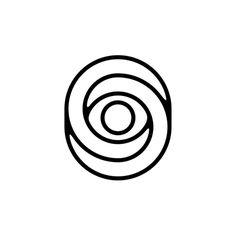 serie about logos and brands on Behance #identy #logotype #branding #imagotype #eye #brand #identity #imago #logo