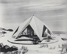 FFFFOUND! | All sizes | 1975: And the Changes To Come | Flickr - Photo Sharing! #illustration #architecture