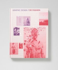 SI Exclusive: Graphic Design for Fashion #book #book cover