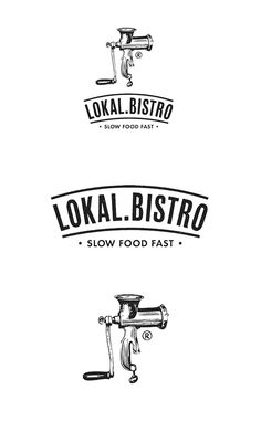 LOKAL.BISTRO® on Branding Served #branding