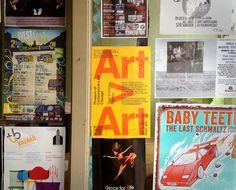 MCA Teen Creative Agency Poster | Scott Reinhard