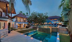 Villa Manis | 8 Bedroom Holiday Villa in Canggu, Bali - VillaGetaways