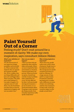 Southwest Airlines | How to get out of a creative rut at work #illustration