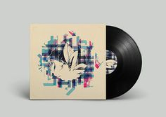 Off Record on Behance #disjointed #noa #record #fragmented #messy #emberson #plant