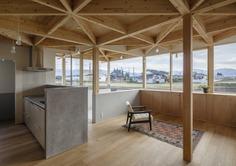 Nanto House by Kazuto Nishi Architects