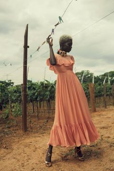 'Isis Maria' Editorial by Mar Vin | Trendland