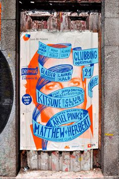 Matthew Herbert on Behance
