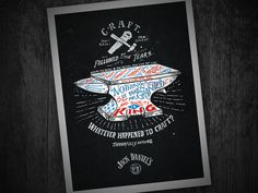 Jack Daniels - Jon Contino, Alphastructaesthetitologist #contino #letter #illustration #hand #typography