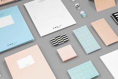Capicúa by Anagrama #business cards #stationary #envelopes
