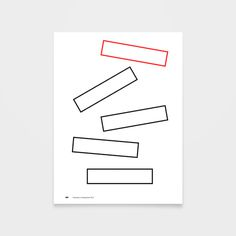 Geometry In Suspension 1 #abstract #geometry #forms #print #shapes #minimal #poster