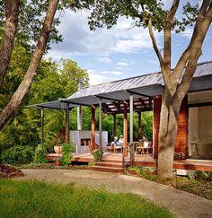 2001 Odyssey – Porch House with Modular Design