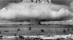 Visualizing The Frightening Power of Nuclear Bombs