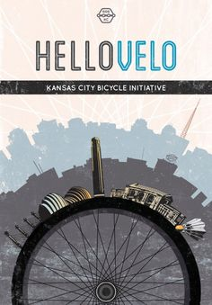 Kansas City Bicycle Initiative Poster
