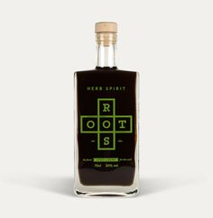 roots_08 #branding #bottle #packaging #bob #studio #roots