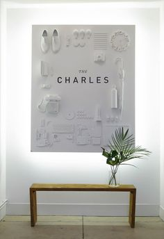 Where I Work: Aaron Edwards of The Charles - Design Milk