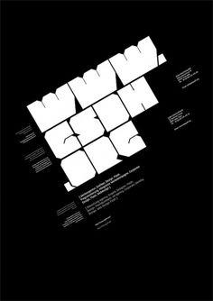 Ernst Lass Design #design #graphic #poster #typography
