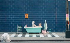 SETS IN THE STREET BY JUSTIN BETTMAN - follow dailyinspiration