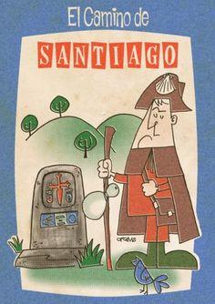 ilustración / dibujo, diseño web y camisetas | OFGMS | olivier fritsch gomez #santiago