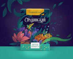 Herbal Tea Stravinsky