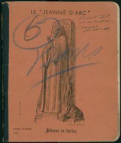 A Rare Look at Samuel Beckett's Doodle-Filled Notebooks | Brain Pickings #paris #watt #beckett #manuscript #author #notebook