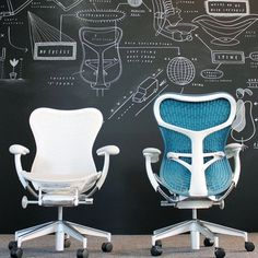 Mirra 2 Chair by Herman Miller #chair