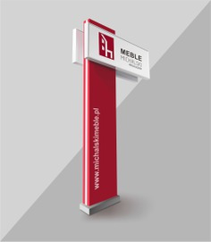 Wayfinding | Signage | Sign | Design | 红色户外标识