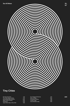 swissritual.ca #SwissRitual #graphic #design #minimal #music #grid #poster #swiss #illustration #SunKilMoon