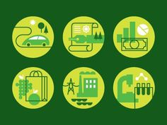 Greenicons_1 #icon set