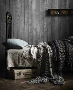 CREATIVE LIVING from a Scandinavian Perspective: Raw and rustic #interior #design #decoration #deco