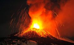Volcanic Activity in 2013 #inspiration #photography #nature