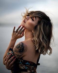 Jade Alyn by Chad Hendrix in Santa Monica, California
